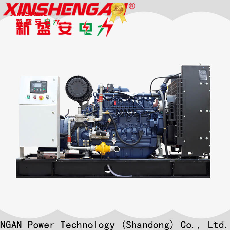 Xinshengan top selling commercial power generator from China for lorry