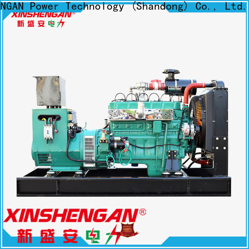 Xinshengan best value quiet gas generator factory for truck