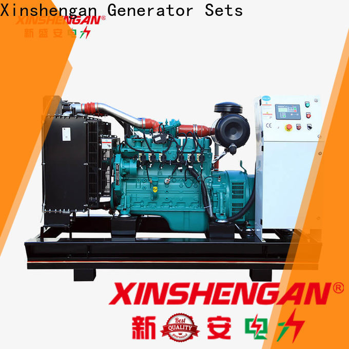 Xinshengan industrial natural gas generator company for vehicle