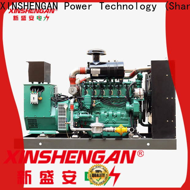 Xinshengan stable best natural gas generator suppliers for machine