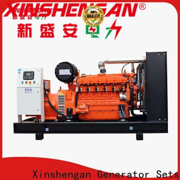Xinshengan worldwide gas powered generators for home use from China for generate electricity