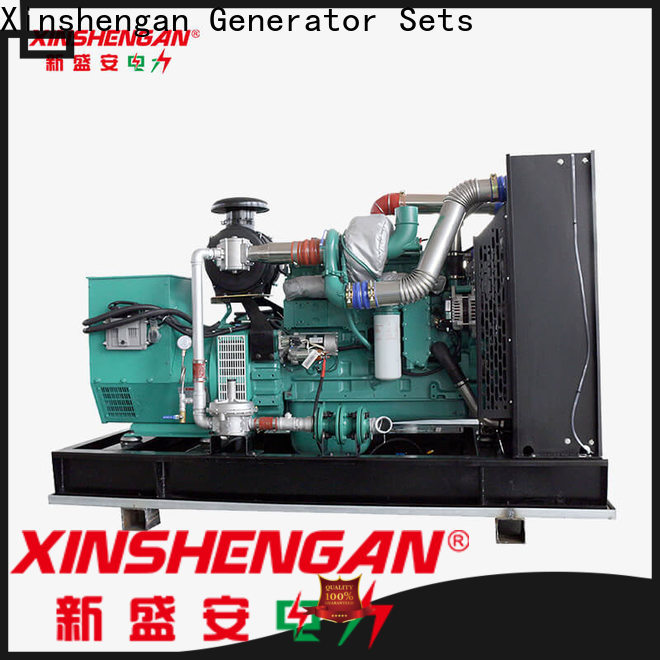 Xinshengan quality gas power generator factory direct supply on sale