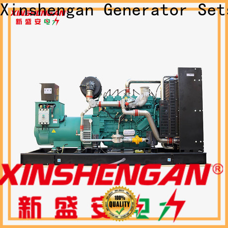 Xinshengan best natural gas powered standby company for sale