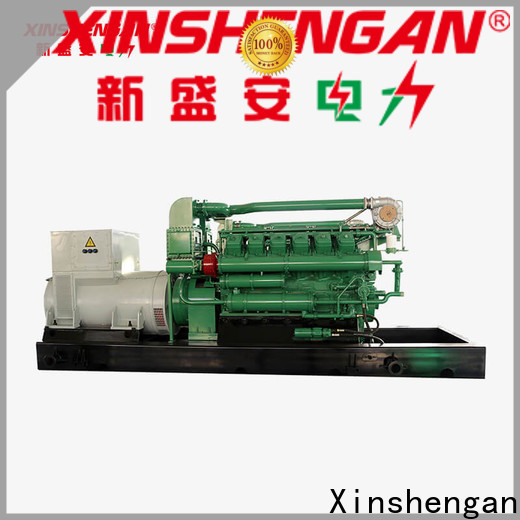 new silent generator set series for vehicle