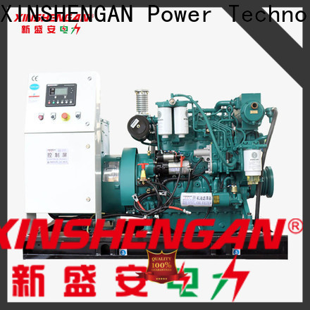 Xinshengan kva diesel generator best supplier for vehicle