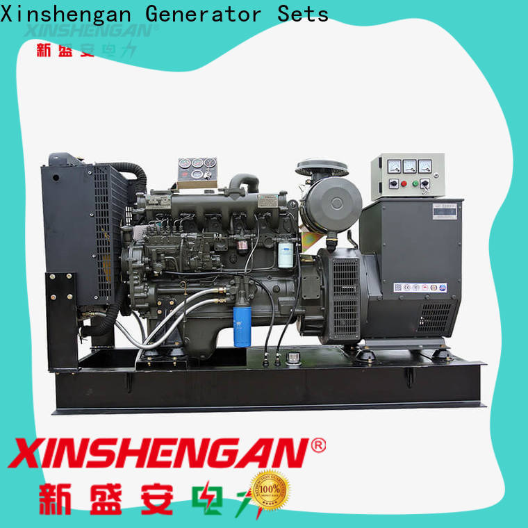 Xinshengan practical diesel driven generator from China for machanical use