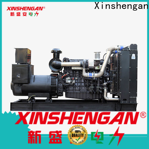 Xinshengan compact diesel generator best manufacturer for generate electricity