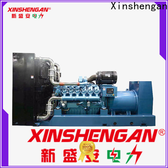 latest compact diesel generator supplier for machanical use