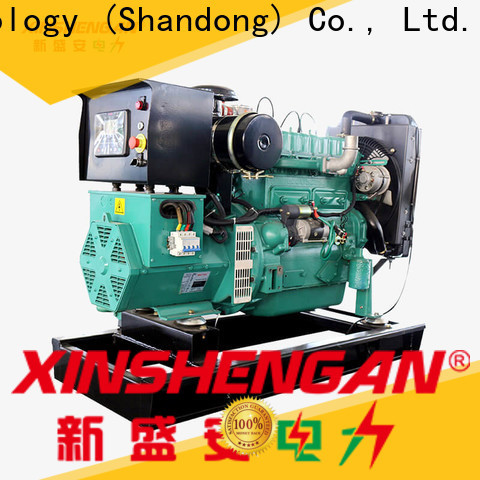 Xinshengan worldwide methane gas generator factory direct supply for van