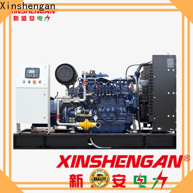 Xinshengan worldwide gas genset company for van