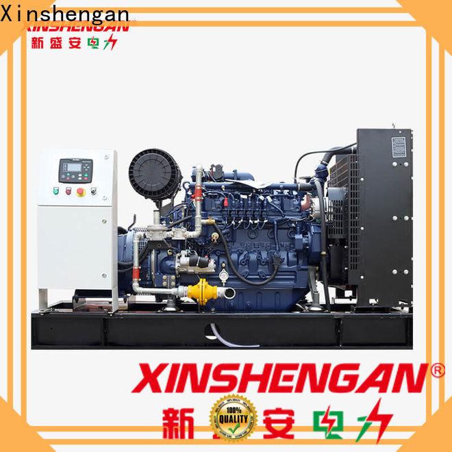 Xinshengan worldwide gas genset company for van