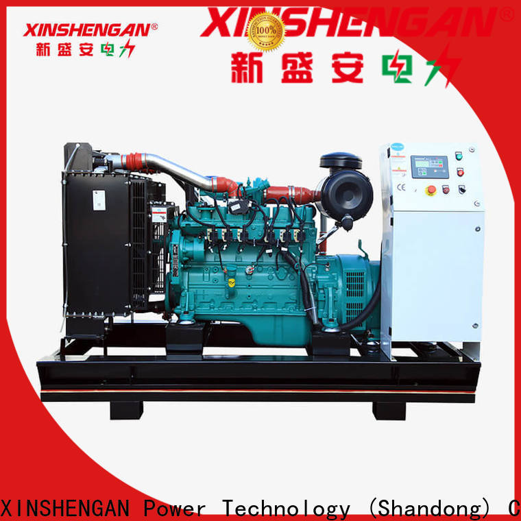 Xinshengan cost-effective commercial power generator best supplier for power