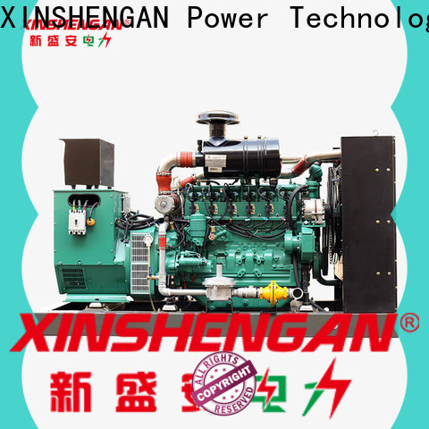 Xinshengan silent electric generator supply for lorry
