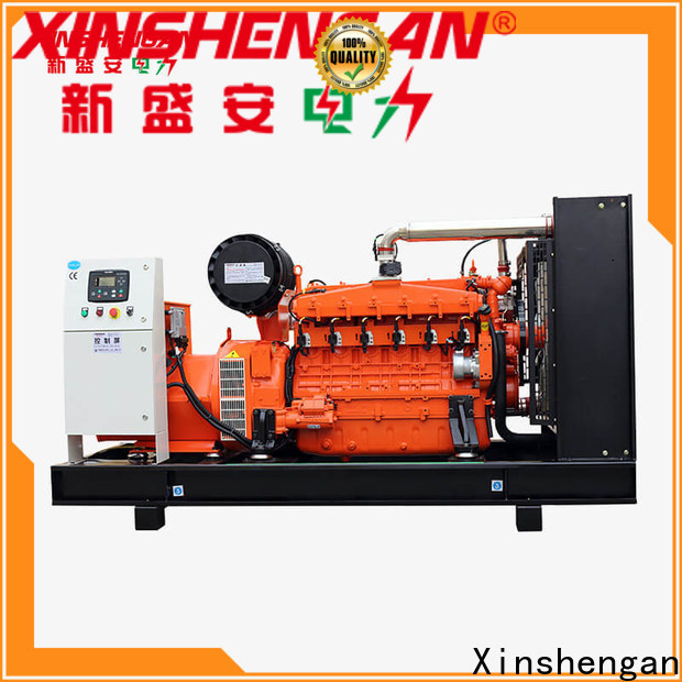 Xinshengan generator gas factory for machanical use