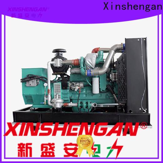 Xinshengan indoor natural gas generator inquire now for generate electricity