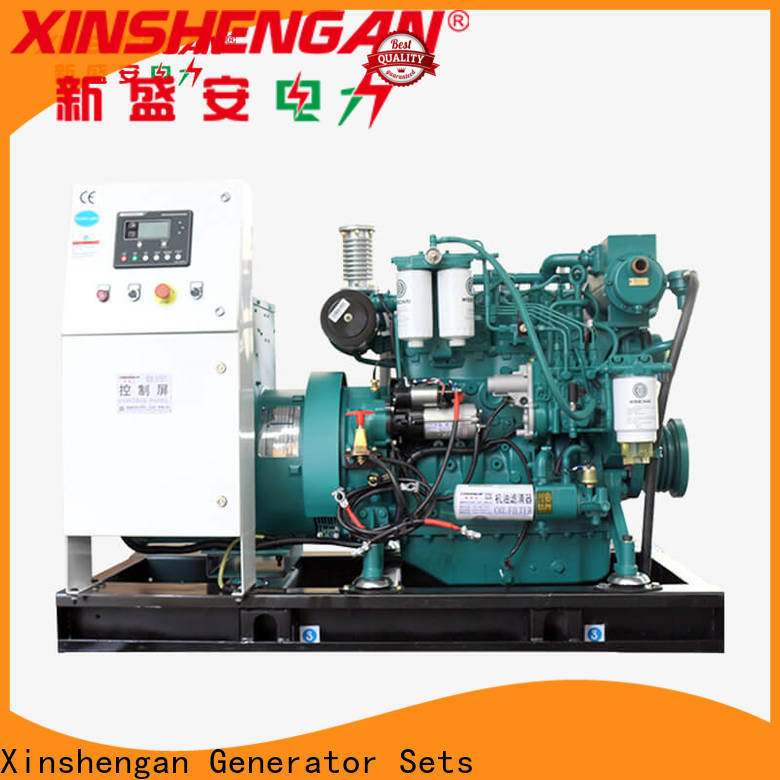 Xinshengan commercial diesel generators directly sale for lorry