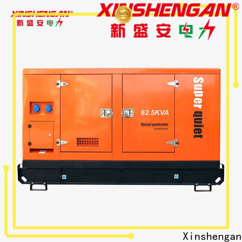 Xinshengan electric backup generator supply for generate electricity