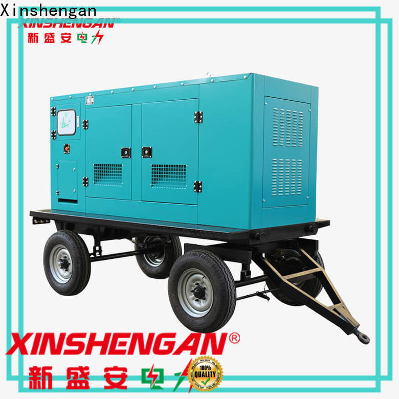 practical silent diesel generator set supplier for machanical use