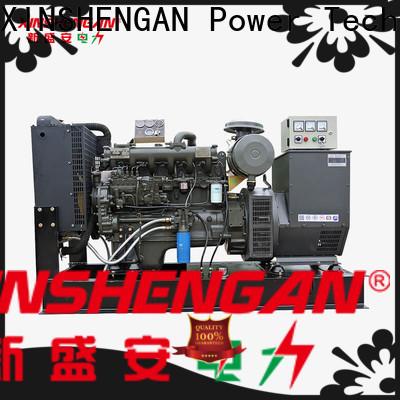Xinshengan best price cheap diesel generator manufacturer for truck