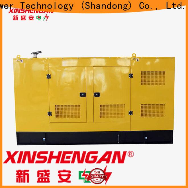 Xinshengan worldwide trailer mounted diesel generator company for lorry
