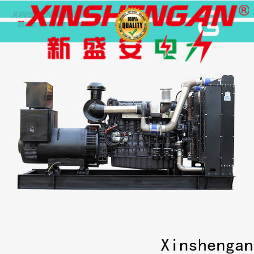 Xinshengan quiet diesel generator supply for generate electricity