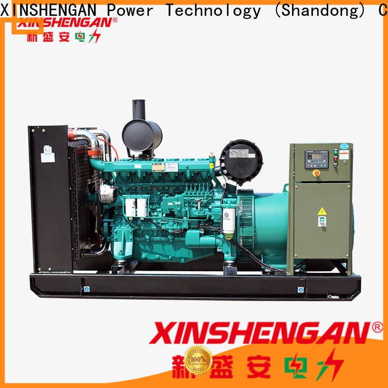 Xinshengan stable chinese diesel generator factory for vehicle
