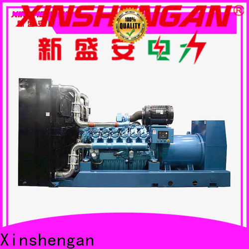 Xinshengan diesel generator plant supply for machanical use