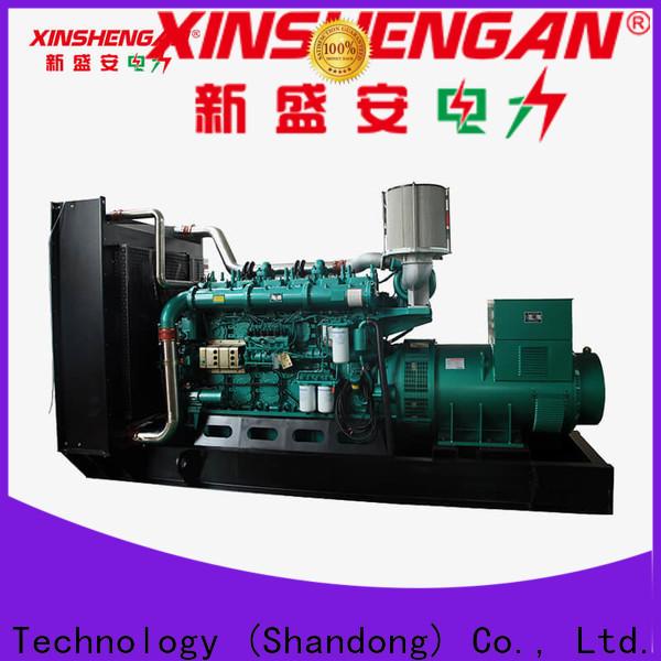 Xinshengan 200kw diesel generator factory for van