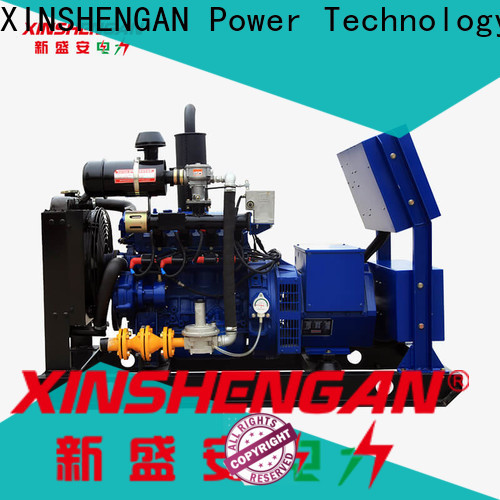 Xinshengan high efficiency gas generator supplier for lorry