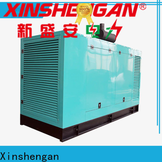 Xinshengan top quiet gas generator inquire now for vehicle