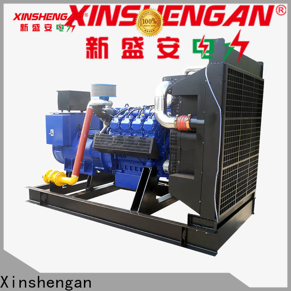 Xinshengan gas powered generators for home use manufacturer on sale