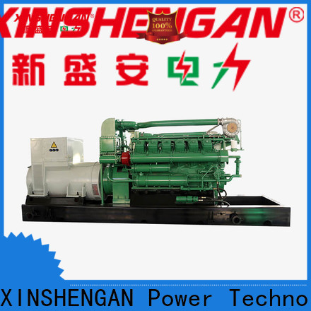 Xinshengan high-quality best standby generators natural gas supplier for lorry