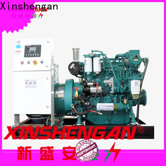 Xinshengan heavy duty diesel generator supply for truck