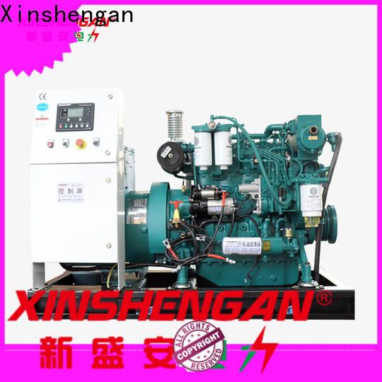 Xinshengan heavy duty diesel generator supply for truck