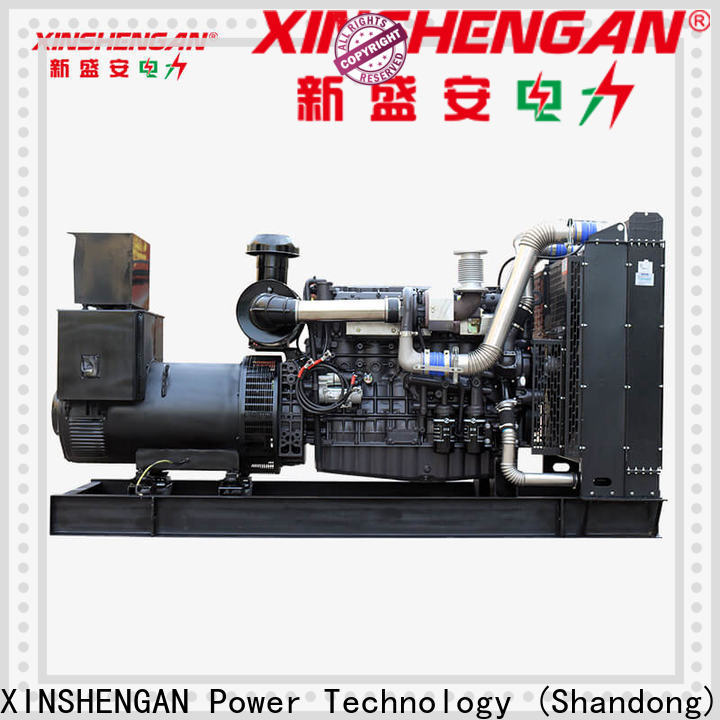 Xinshengan hot selling diesel consumption for 1000 kva generator inquire now for machine
