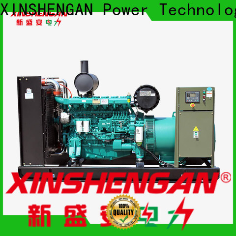 Xinshengan latest heavy duty diesel generator wholesale for machine
