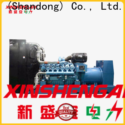 Xinshengan cheap diesel gensets with good price for truck