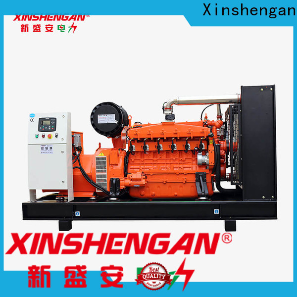 Xinshengan natural gas powered generators for home use from China for sale