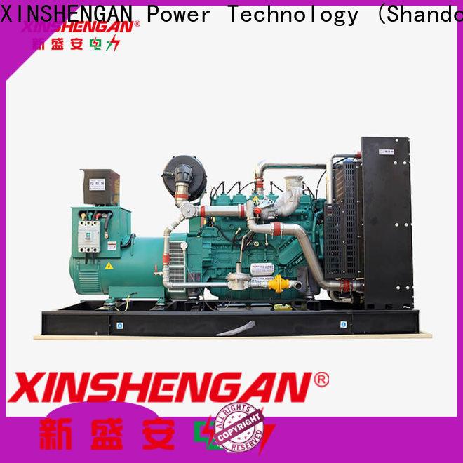 Xinshengan reliable home generators gas powered company for machine