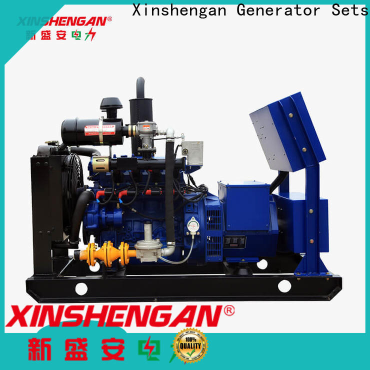 Xinshengan high-quality natural gas generator efficiency with good price for vehicle