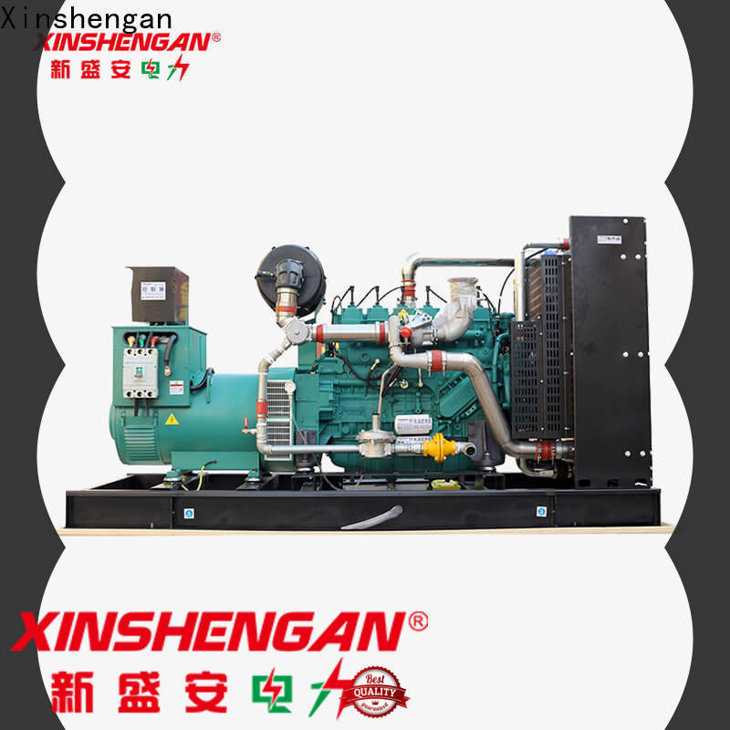 Xinshengan high-quality small gas generator manufacturer for lorry