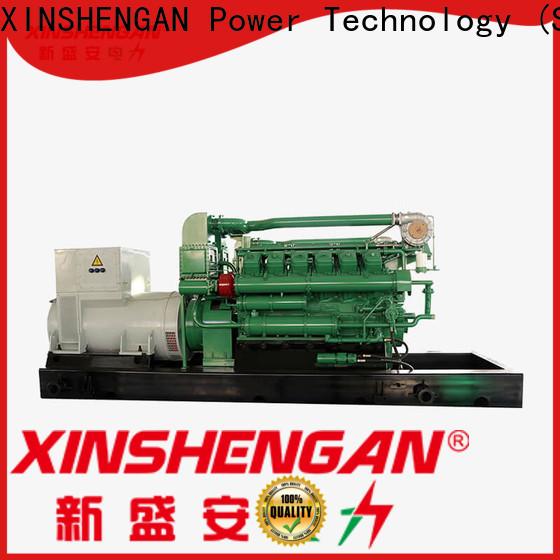 Xinshengan silent generator set factory for vehicle