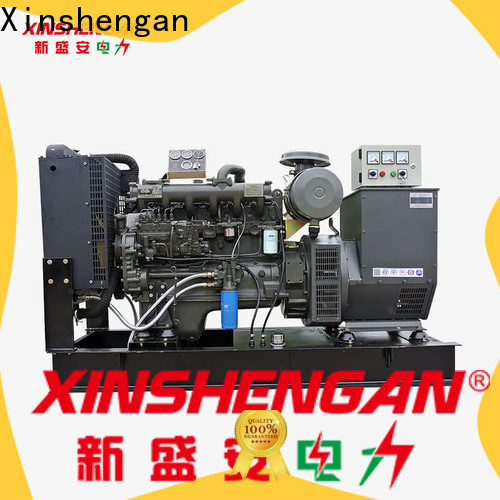 Xinshengan 250kw diesel generator series for machanical use