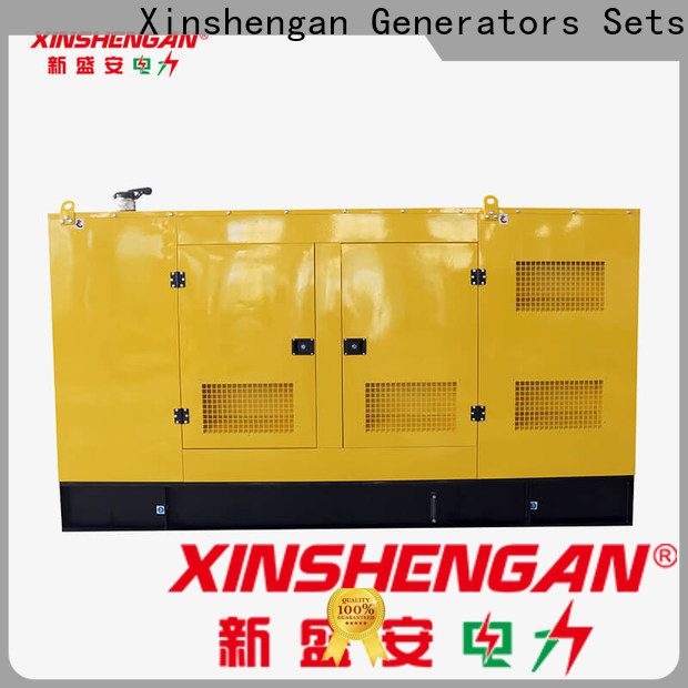 Xinshengan best price sale diesel generator factory for machine
