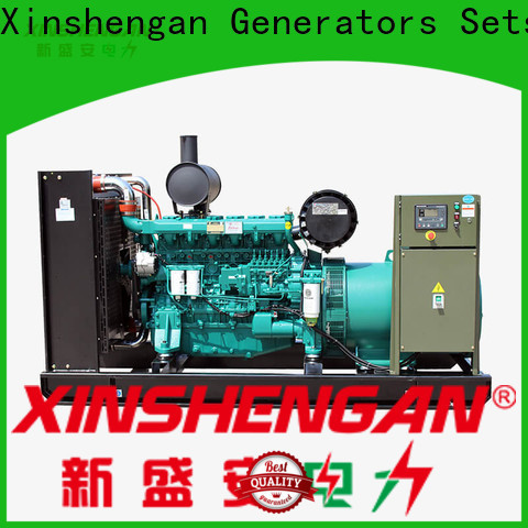 Xinshengan diesel engine driven generator company for lorry