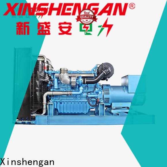 Xinshengan all power diesel generator company for van