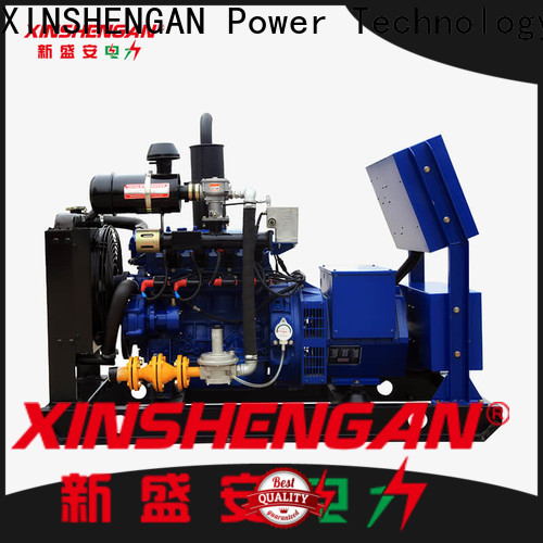 Xinshengan energy-saving best gas generator factory direct supply for van