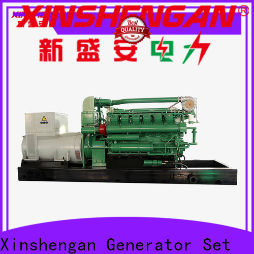 Xinshengan gas genset with good price for truck
