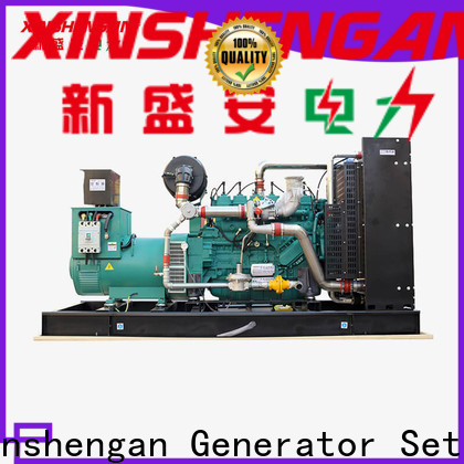 hot selling gas generator set series for lorry