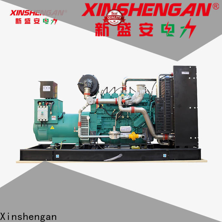 reliable gas engine generator set factory direct supply for power